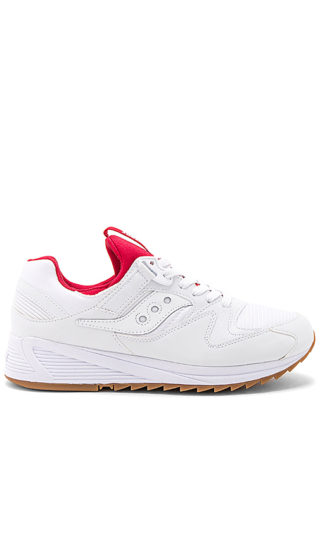 Saucony Grid 8500 in White