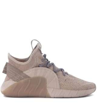 Adidas Originals Sneaker Adidas Originals Tubular Rise With Primeknit Upper (beige)