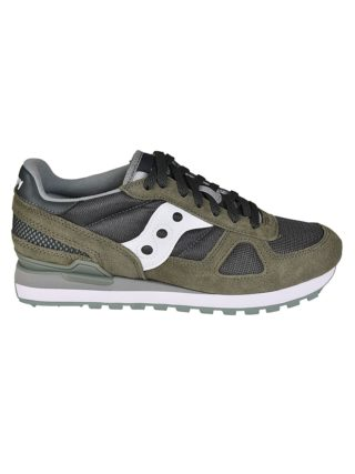 Saucony Saucony Shadow Original Sneakers (groen/wit)