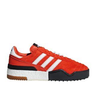 adidas by Alexander Wang AW BBall Soccer (oranje/wit/zwart)