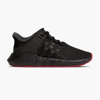 """Adidas Eqt Support 93/17 """"red Carpet"""" (zwart)"""