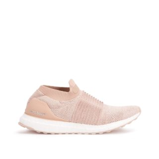 adidas Ultra Boost Laceless W (roze/creme)