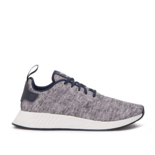 adidas x United Arrows & Sons NMD_R2 Boost (grijs/wit)