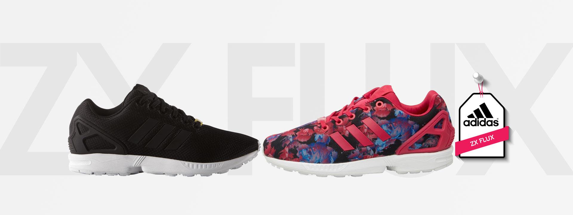 adidas zx flux zwart sale