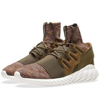 Adidas Tubular Doom PK (Brown)