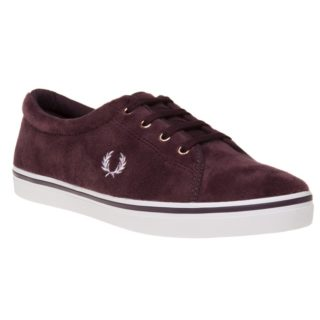 Fred Perry Fred Perry Aubyn Velour Trainers