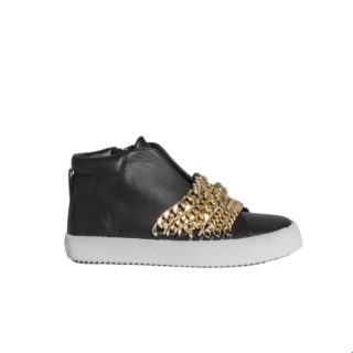 Kendall + Kylie Duke Sneakers (zwart)