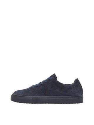 J.Lindeberg Heren Sneakers laag blauw