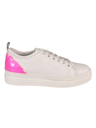 MSGM MSGM Color Block Detail Sneakers (wit)