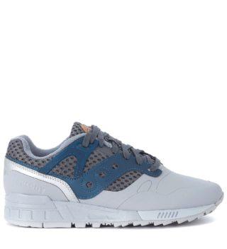 Saucony Sneaker Saucony Grid Sd Ht Grigia E Blu (grijs)