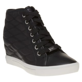 DKNY DKNY Cindy Sneaker Wedge Trainers