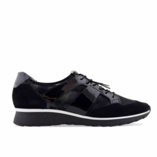 Hogl dames sneakers zwart 10 3329 0100 (Zwart)