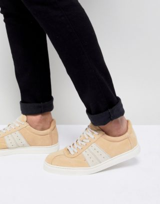 Selected Homme Premium Trainer With Panel Details