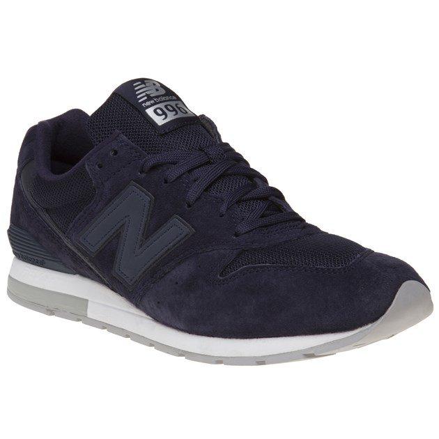 new balance 996 blauw