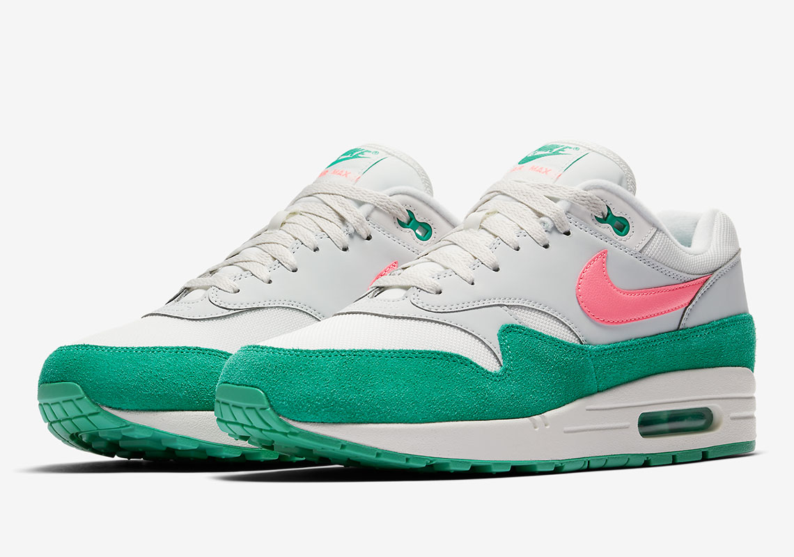 Nike Air Max 1 sneakers wit