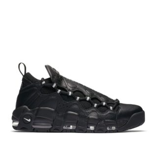 Nike Air More Money (zwart/zilver)