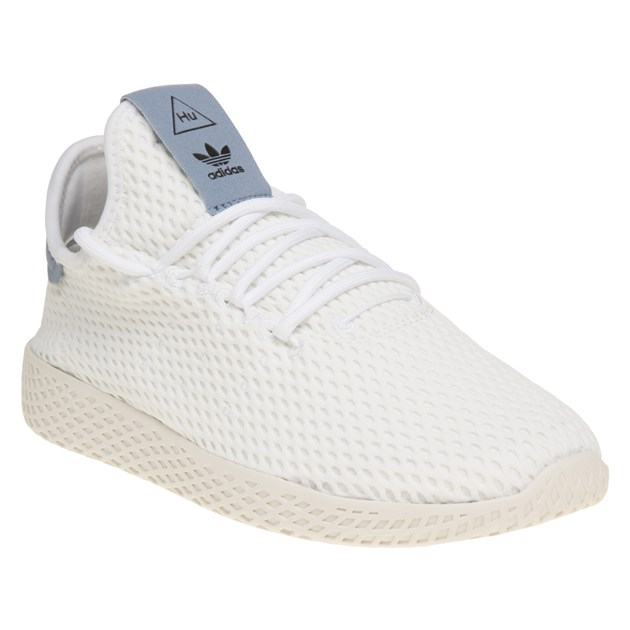 441619d78 adidas Pharrell Williams Tennis Hu Trainers (wit). Stijlcode   BY8718 FTWR  WHITE FTWR WHITE TACTILE ...