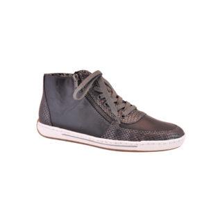 Rieker Sneaker L3032-45 (Zwart)