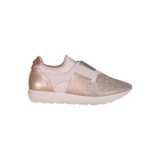 / Rosegouden Harqcen Sneaker Ted Baker (Roze)