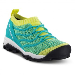 Scarpa Kid´s Gecko Air Groen/Turkoois