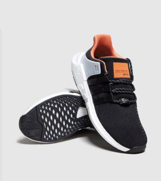 adidas Originals EQT Support 93/17 (wit/zwart)