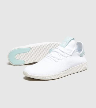 adidas Originals x Pharrell Williams Tennis Hu (wit/groen)