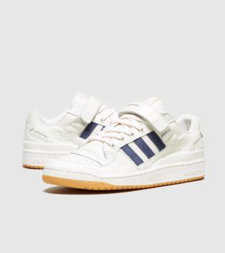 adidas Originals Forum Low (wit/blauw)