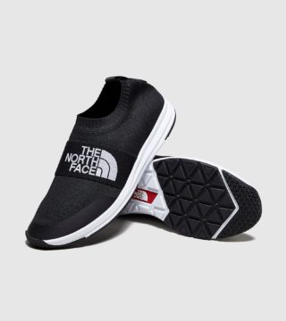 The North Face Traction Knit Moc (zwart/wit)