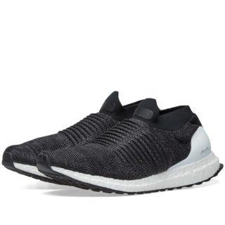 Adidas Ultra Boost Laceless (Black)