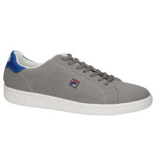 Crosscourt 2 Low Grijze Sneakers (grijs)