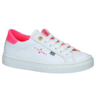 Geklede Sneakers Wit Scapa (wit)