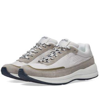 A.P.C. Running Sneaker (Neutrals)