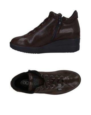 Agile by rucoline 11064121QE Sneakers (bruin)