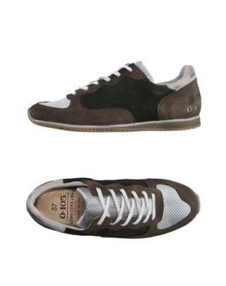 0-105 zero cent cinq 11128828NE Sneakers (groen)