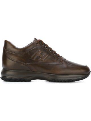 Hogan 'Interactive' sneakers - Brown