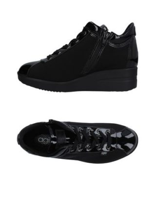 Agile by rucoline 11222696TV Sneakers (zwart)