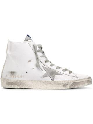 Golden Goose Deluxe Brand Francy hi-top sneakers - White