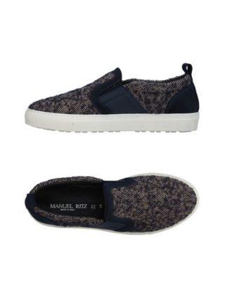 Manuel ritz 11297484PC Sneakers (blauw)