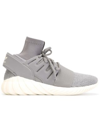 Adidas Adidas Originals Tubular Doom Primeknit sneakers - Grey