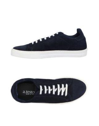 A.testoni 11459172HT Sneakers (blauw)