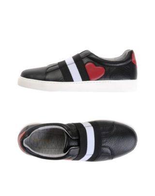 Nine west 11468316OC Sneakers (zwart)