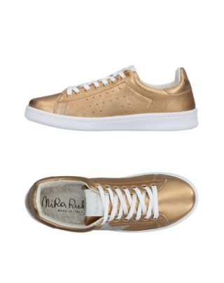 Nira rubens 11480200SX Sneakers (goud)