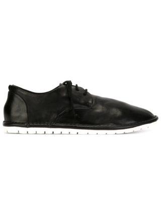 Marsèll contrast sole sneakers (zwart)