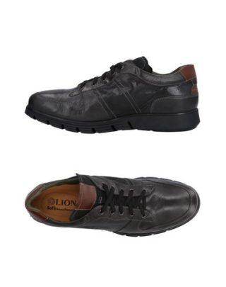 Lion 11487998QJ Sneakers (zilver/grijs)