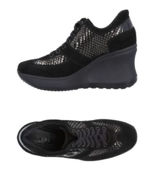 Agile by rucoline 11496202EB Sneakers (zwart)