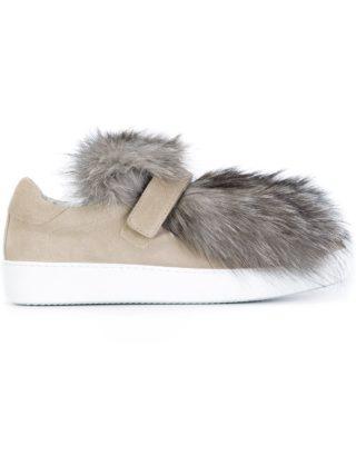 Moncler 'Lucie' sneakers (grijs)