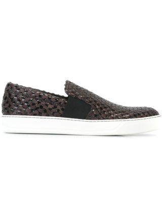 Lanvin 'Pull-On' slip-on sneakers (bruin)