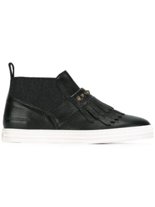 Hogan Rebel tassel detail sneakers - Black