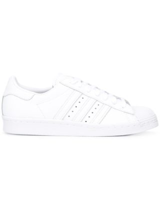 Adidas 'Superstar 80's' sneakers - White
