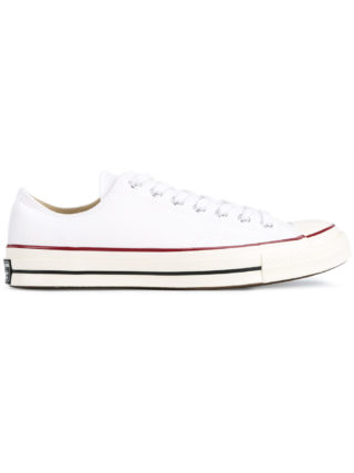 Converse White All Star Low 70's Trainers